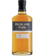 HIGHLAND PARK 21 YRS 70 CL