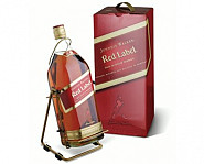 JOHNNIE WALKER RED 4,5 LTR