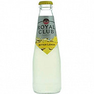 ROYAL CLUB BITTER LEMON 28 X 20 CL