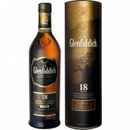 GLENFIDDICH 18 YRS 70 CL