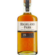 HIGHLAND PARK 25 YRS 70 CL