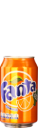 FANTA ORANGE 24 X 33 CL