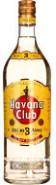 HAVANA CLUB 3 ANOS LTR