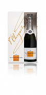VEUVE CLICQUOT DEMI SEC DESIGN GB 75 CL