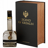 LEGEND OF KREMLIN + BOOK 70 CL